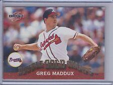 GREG MADDUX 1995 Score Double Gold Champs #GC-6  (B9455)