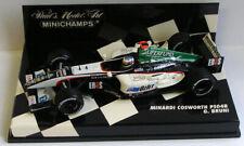 Minichamps F1 Minardi Cosworth PS04B G.Bruni 2004 ( 040020 ) 1:43 scale