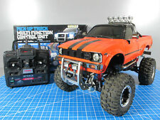 Tamiya 1/10 RC Toyota Hilux High Lift + Futaba +MFC-02 light sound unit + Extra