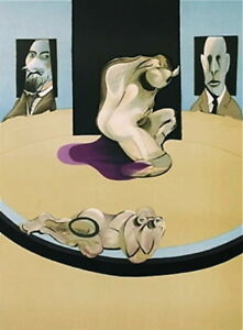 Study for the Human Body, Limited Edition Lithograph, Francis Bacon