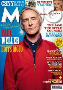 MOJO Paul Weller - Issue # 331 / JUNE 2021 (NEW MAGAZINE & CD)