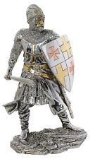 CI Knightsbridge-Dekofigur Kreuzritter KBW3 Gothic-Figur Dekoration 30cm