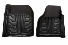 For: FORD FUSION; FLOOR MATS LINERS Vinyl Molded Fit FRONT 2 Pc Set 2006-2012