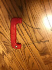 """E Z JUST- (LARGE) CONTROL LINE  HANDLE-  Great Shape -  5"""" spacing"""
