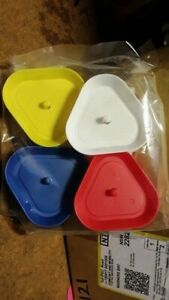 Set of 4 Playing Card Holder Hands free Triangle children adult mobility rehab