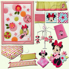 Minnie Mouse's Petal Perfect 12Pc Crib Bedding Set by Disney Baby *Discontinued*