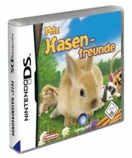 NINTENDO DS 3DS PETZ HASENFREUNDE DEUTSCH Top Zustand