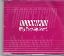 Danceteria-Why Does My Heart cd maxi single