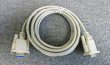 Dell 801-e00039-000 cdb9f-f-10nrohs 6 PIEDI 9 PIN FEMMINA A 9 PIN FEMMINA CAVO SERIALE