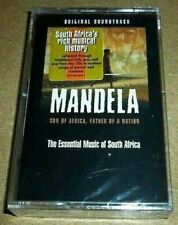 Mandela - Original Soundtrack / MC / OVP Sealed / 1996 / USA / Cassette Tape