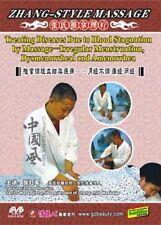 Chinese Massage Therapy - Irregular Menstruation Dysmenorrhea and Amenorrhea Dvd