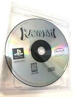 Rayman Sony PlayStation PS1 Disk Only TESTED WORKING Ray Man