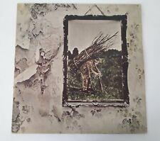 Led Zeppelin IV made in Israel