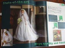 FUJIFILM brochure for 160 NPS/NPL Film for Hasselblad 503 500CM Mamiya RZ RB 645