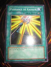 YU-GI-OH! MDM-F118 PUISSANCE DE KAISHIN NEUVE FRANCAIS MINT POWER OF FRENCH