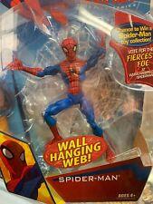 MIP Hasbro SPECTACULAR SPIDER-MAN Animated Series Action Figure RARE