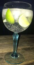 Bombay Sapphire Large Balloon Gin Glas New unused Fast Delivery CE
