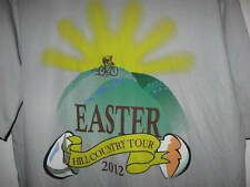 Preowned adult small Shirt 2012 EASTER HILL COUNTRY Tour CYCLING top bike