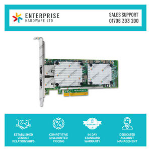840140-001 REF HPE Ethernet 10/25Gb 2-port 640SFP28 Adapter