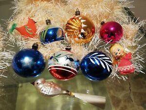 Addobbi Natalizi Anni 60.Palline Vetro Natale Vintage Acquisti Online Su Ebay