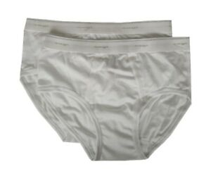 Pack of 2 men's cotton lisle briefs CAGI article 1223 CLASSIC BRIEFS made in Ita