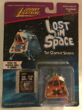 SPACE POD Lost in Space Classic Series Johnny Lightning Playing Mantis 1998