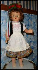 1950's Beautiful  All Original Big Doll