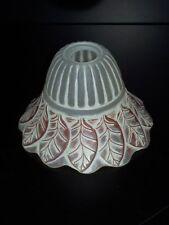 RICAMBIO LAMPADARIO PARALUME IN VETRO RICAMBI VETRI MADE ITALY LAMPADA VETRO