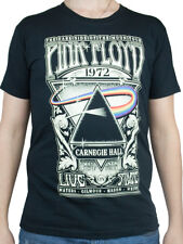 T-shirt PINK FLOYD Maglia Rock Band Registrata ed Approvata Music Maglietta