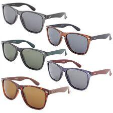 Polarisierte Markenlose Herren-Sonnenbrillen aus Kunststoff Pilot