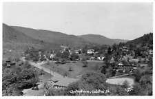 Galeton Pennsylvania Clintontown Real Photo Antique Postcard K62707