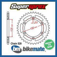 Sprocket Rear Steel 520-42T for KTM 690 DUKE 2008 2009 2010 2011 2012 2013 2014