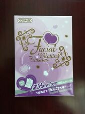 Cosmed 100Pcs Facial Oil Absorbing Paper