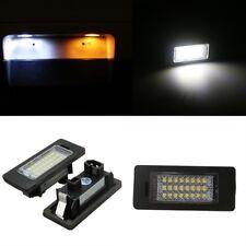 US No Error License Plate Light White Car Lamp For BMW E81 E82 E90 E91 E30 E70