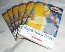 Guided Reading: Set of 6 Hope Was Here books- Newbery Honor
