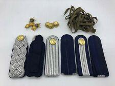 Vintage East German Navy Standard Officer Rank Shoulder Board Insignia Unissued