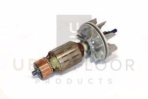 Clarke B2+ Edger Armature Brand New OEM 10111B