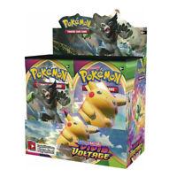Pokemon TCG Sword & Shield Vivid Voltage Booster Box 36 Booster Packs Sealed