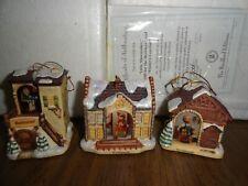 M I Hummel Bavarian Village ornaments - 3rd issue