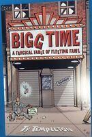 BIGG TIME by Ty Templeton (2002) DC Comics Vertigo TPB 1st FINE