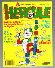 PIF PRESENTE : SUPER HERCULE n°33 ¤ 03/1989