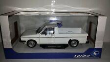 Solido 1:18 Volkswagen Caddy MK1 1982 wit nieuw in verpakking