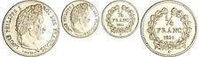 LOUIS PHILIPPE QUART FRANC 1831 W LILLE