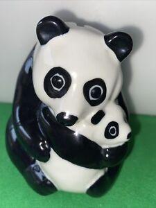 WADE PANDA WITH CUB MONEY BOX