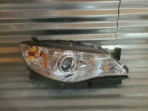 2008 - 2014 Subaru Impreza WRX STI Sedan Right Passenger Side HID Headlight OEM