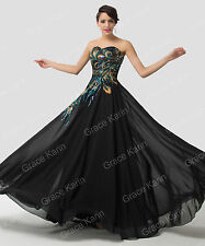 PLUS SIZE 20~26 Masquerade Homecoming Ball Party Formal Evening Long Prom Dress