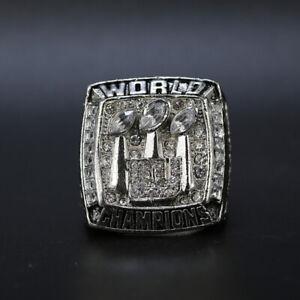 Eli Manning - 2007 New York Giants Super Bowl Championship Ring