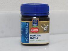 MANUKA-HEALTH-HONIG MGO 550+ 250 GRAMM MANUKAHONIG NEU