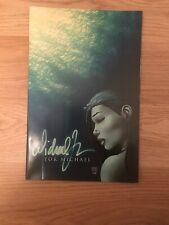 RARE FATHOM #1 VOLUME 3 MICHAEL TURNER FAREWELL VARIANT ONLY 3000 MADE!