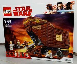 LEGO 75220 SANDCRAWLER STAR WARS NEUF NEW NUOVO %